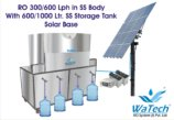 RO inbuilt ss compact with solar