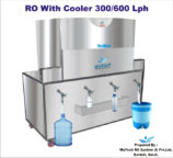 ro with cooler 300,600 lph